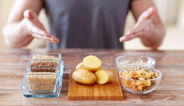 Carbs sind nicht gleich Carbs: Gute Kohlenhydraten sind bei Low Carb durchaus erlaubt