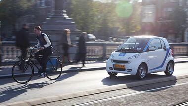 Carsharing-Anbieter wollen ihre Angebote so bequem und einfach wie möglich gestalten