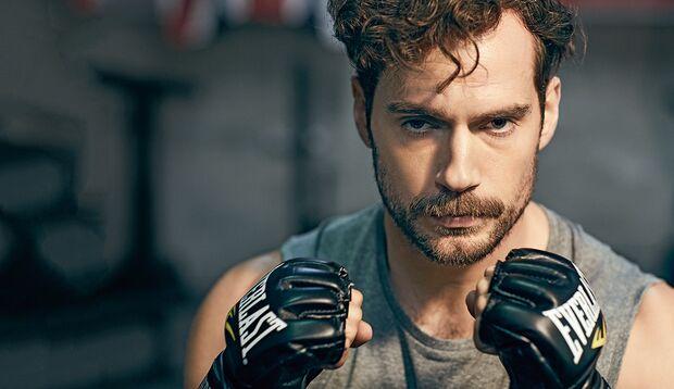 """Cavill: """"Wenn ich ein bestimmtes Workout durchziehe, weiß ich, dass mein Körper dementsprechend aussehen wird."""""""