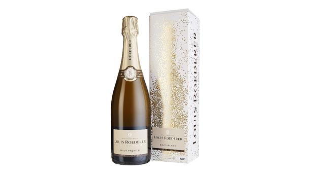 Champagner von Louis Roederer (0,75 l)