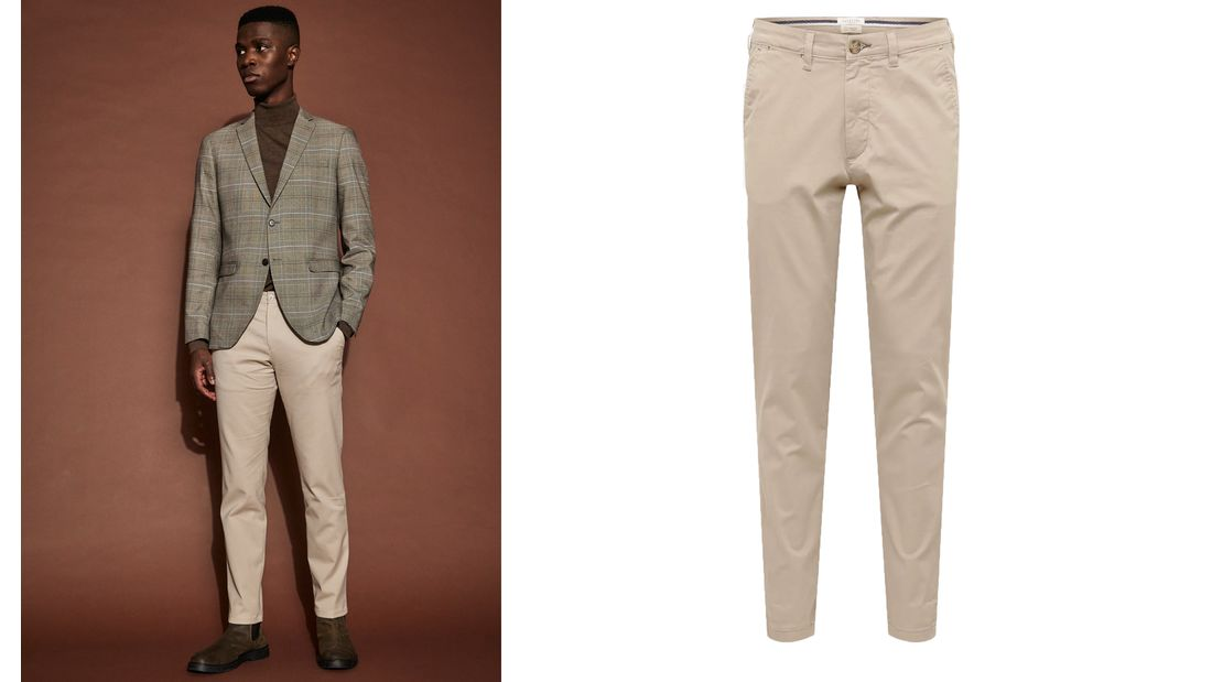 Chino Herbst 2021 / Selected Homme