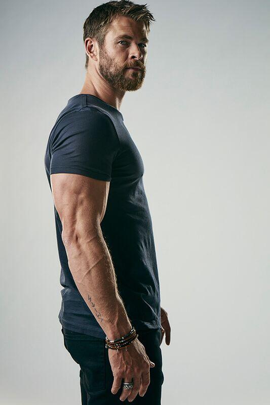 """Chris Hemsworth wurde als """"Thor"""" zum Hollywood-Star"""