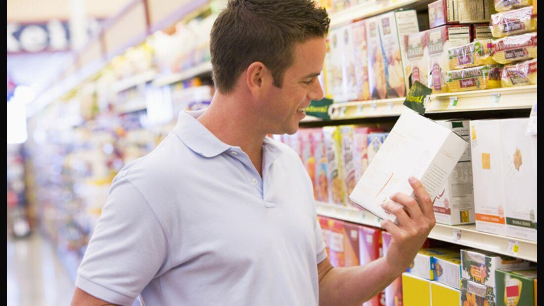 Clevere Einkäufer achten auch auf das Kleingedruckte