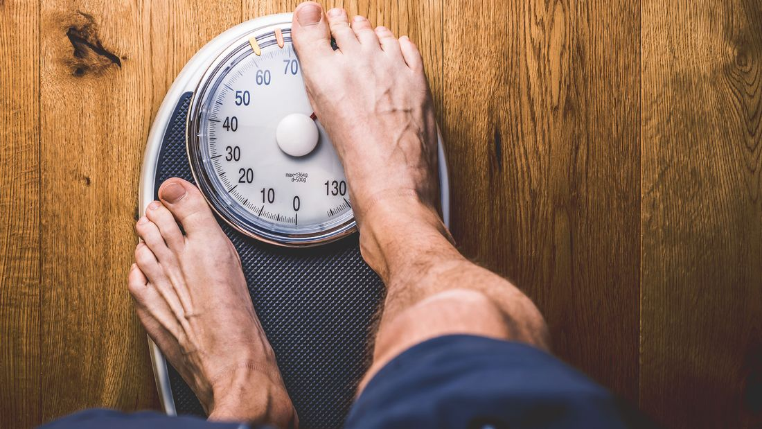 Close-up,Weighing,Scale