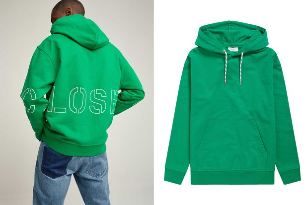 Closed Hoodie Pullover-Trends 2020