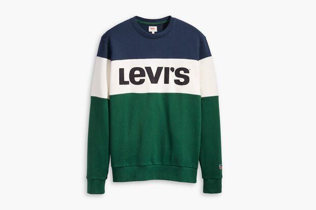 Colorblock Sweater von Levi's