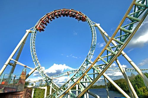 Colossus im Thorpe Park