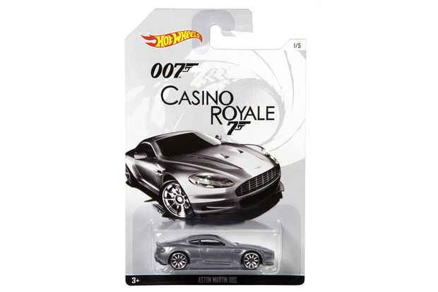 Coole Gadgets für Dads: CasinoRoyale