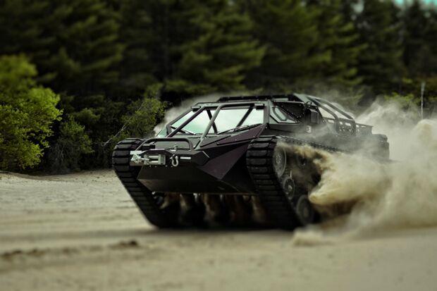 Coole Geländefahrzeuge
