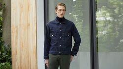 Coole Jeansjacken Styles für den Herbst
