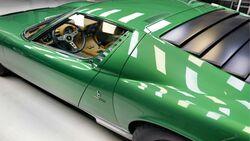 Coole Konzeptfahrzeuge:  Lamborghini Miura SV