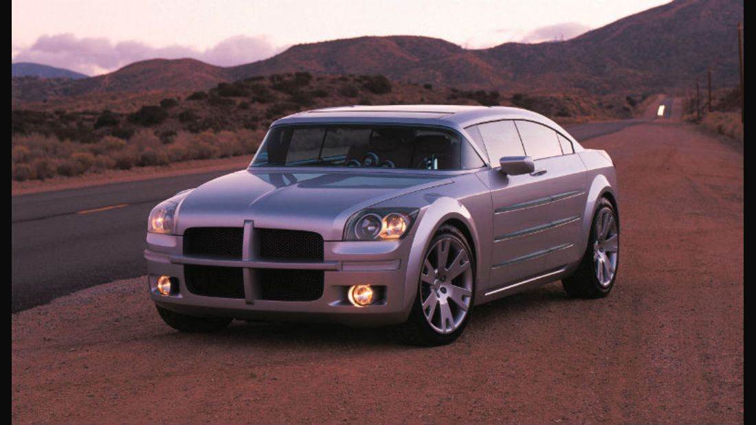 Coole Konzeptfahrzeuge: der Dodge Super8 Hemi