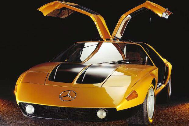 Coole Konzeptfahrzeuge