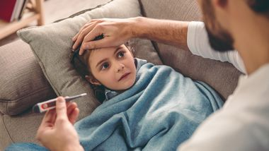 Corona? Oder hat das Kind nur eine Erkältung?