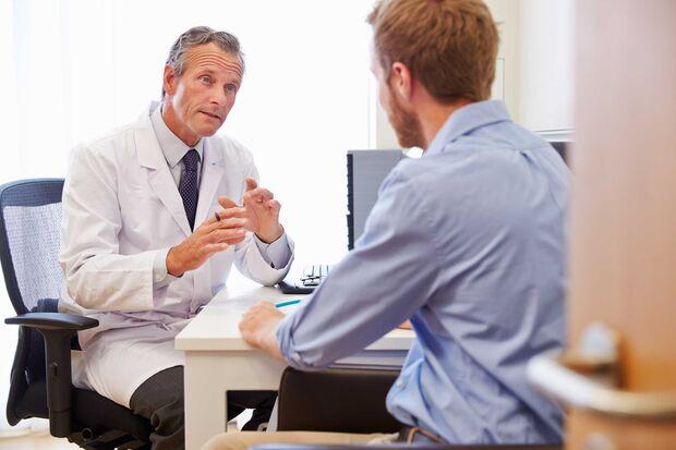 Covid-19 Symptome - Arztbesuch