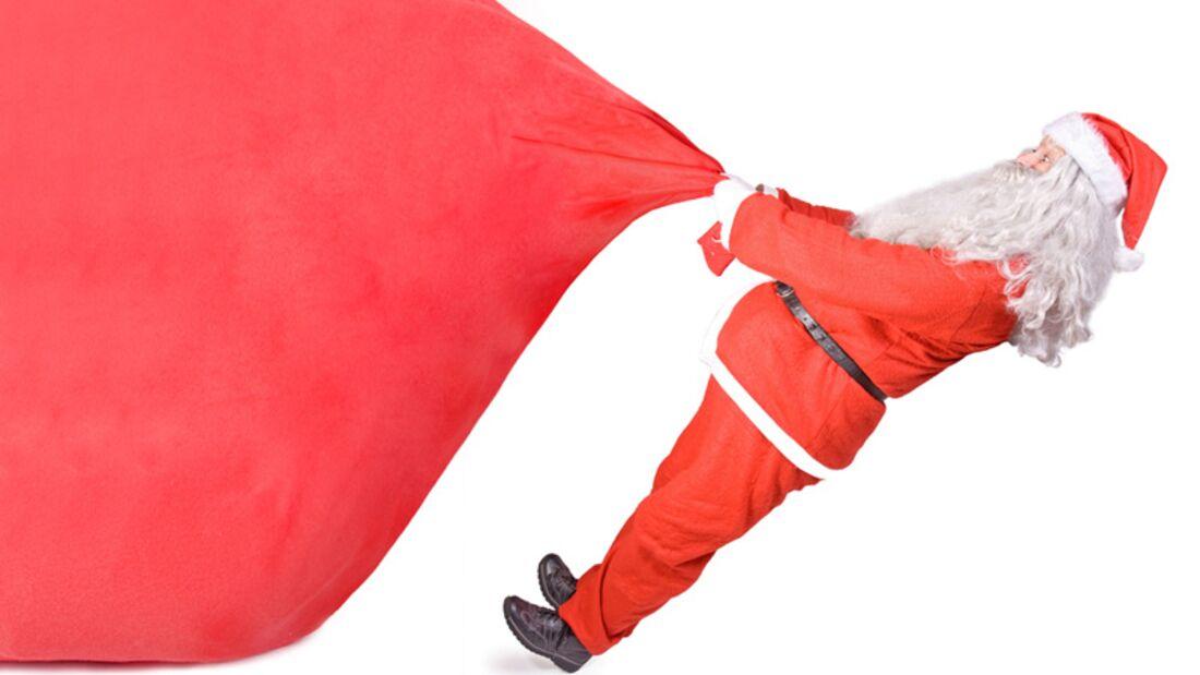 Crashkurs für Weihnachtsmänner