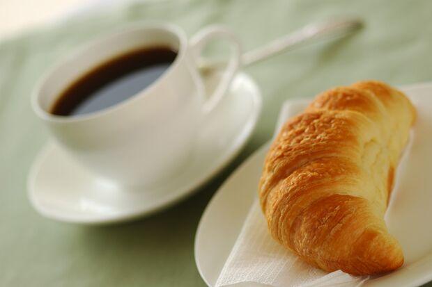 Croissants haben durchschnittlich 15-mal mehr Fett als Brötchen