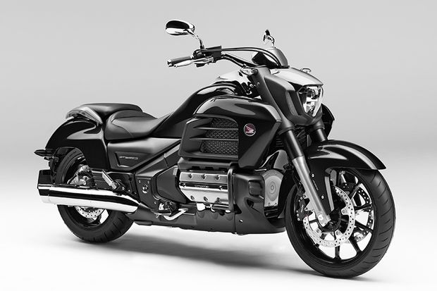 Cruiser und Chopper 2015 / 2016: Honda Gold Wing F6C