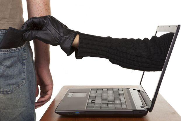 Cyberkriminelle zielen darauf ab, Ihnen das Geld aus der Tasche zu ziehen