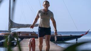 """Daniel Craigs letzter Auftritt als James Bond 007: """"Keine Zeit zu sterben"""""""