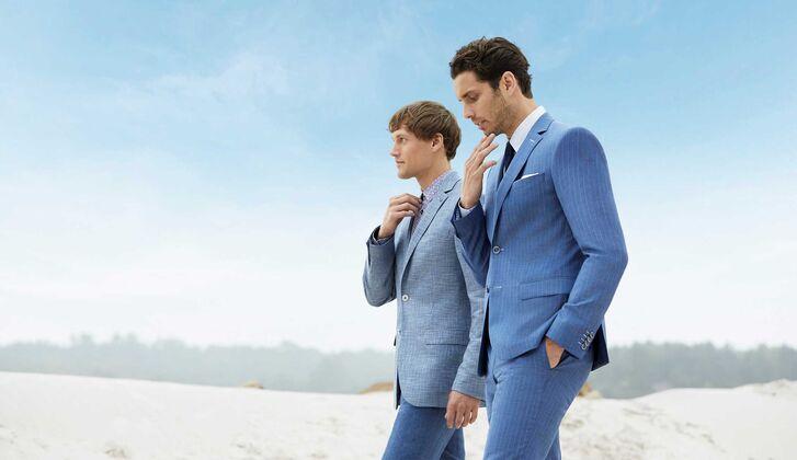 competitive price ac567 fe73c Anzüge für Männer: So findest du den richtigen - MEN'S HEALTH