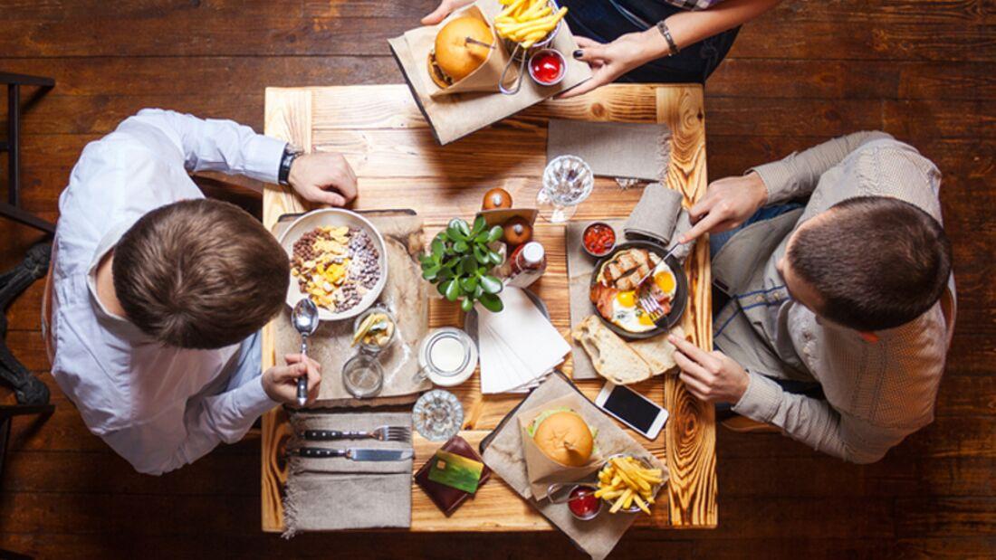 Darum machen dicke Kellner die fettesten Umsätze