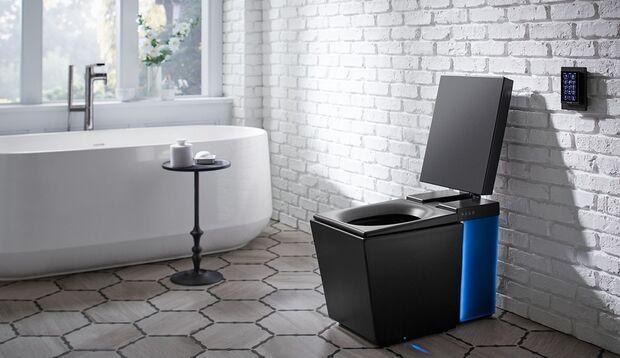 Das Badezimmer wird zum Smart Home