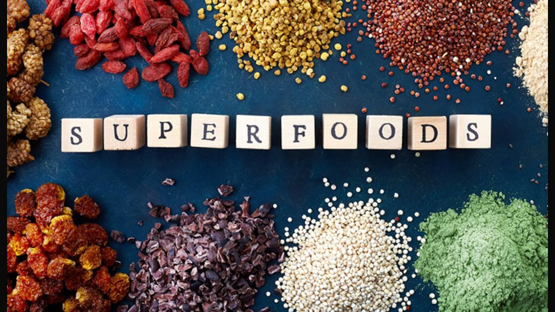 Das Duell: Superfood vs. Local Food