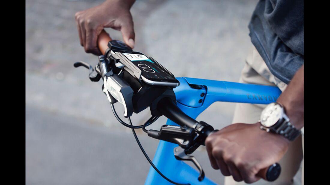 """Das Fahrrad-System """"COBI"""""""