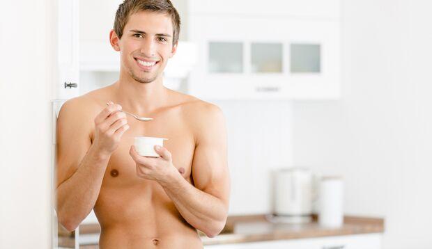 Das Geld für probiotische Lebensmittel wie Joghurt können Sie sich sparen