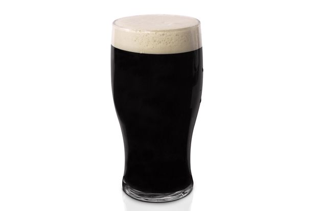 Das Guinness Bier hat 43 Kalorien pro 100 ml