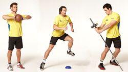 Das Handball-Workout