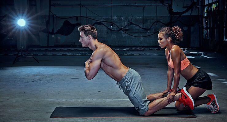 Das Partner-Workout für ihn