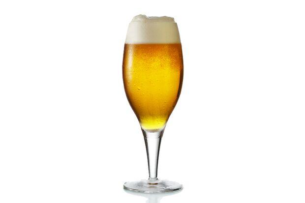 Das Pils alkoholfrei hat 25 Kalorien pro 100 ml