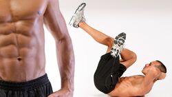 Das Spezial-Training für die oberen Bauchmuskeln