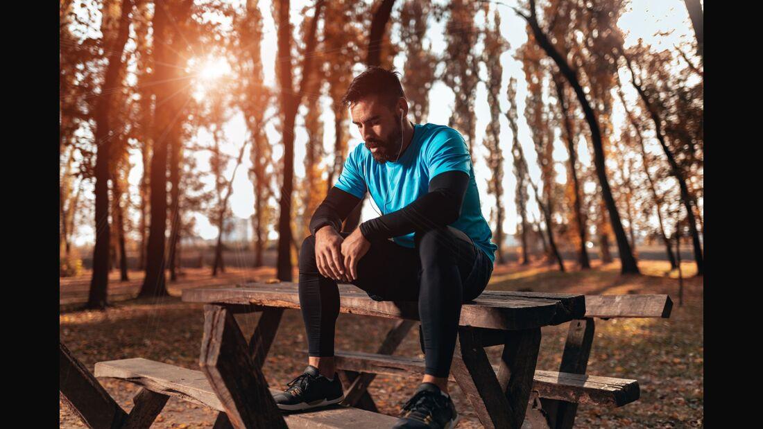 Das Wald-Workout ohne Geräte