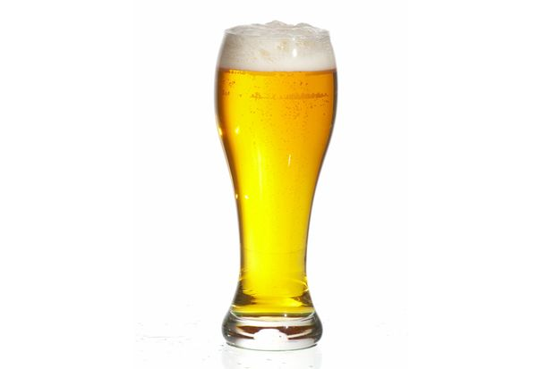 Das Weizen alkoholfrei hat 20 Kalorien pro 100 ml