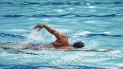 Das Workout für Schwimmer