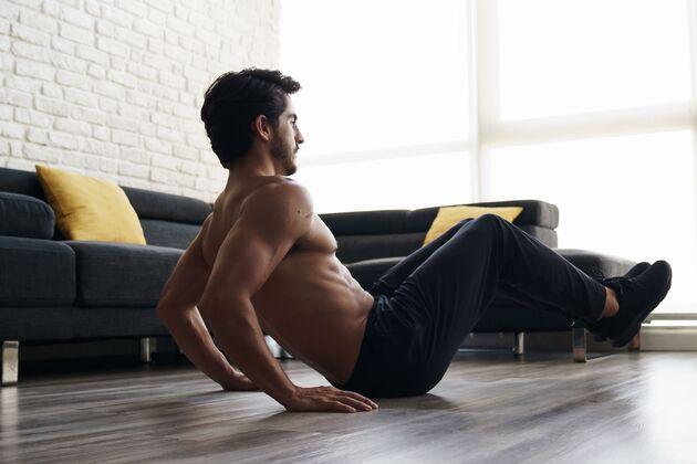 Sie können Gewicht verlieren, indem Sie Beine machen