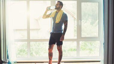 Das brauchen Sie wirklich fürs Training im Home Gym