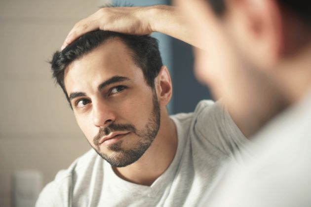 Geheimratsecken Die Besten Tipps Und Tricks Mens Health