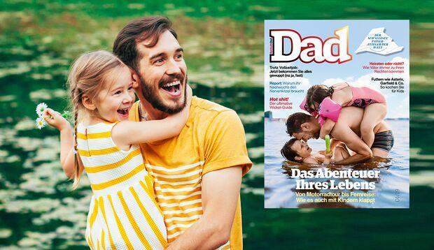 Das neue Men's Health DAD ist da!