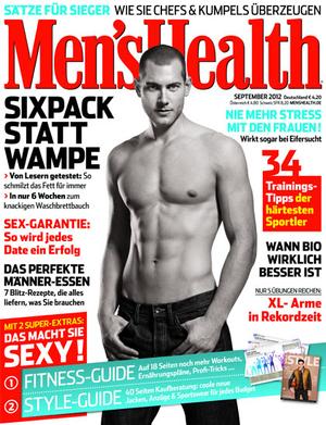 Das neue Men's Health ist im Handel!