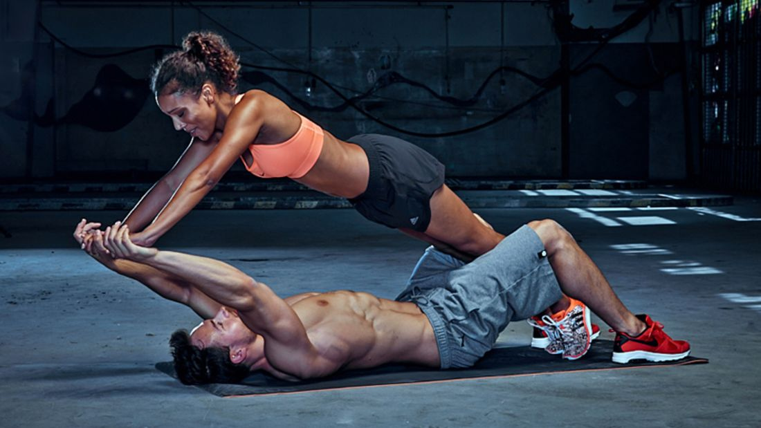 Das perfekte Partner-Workout