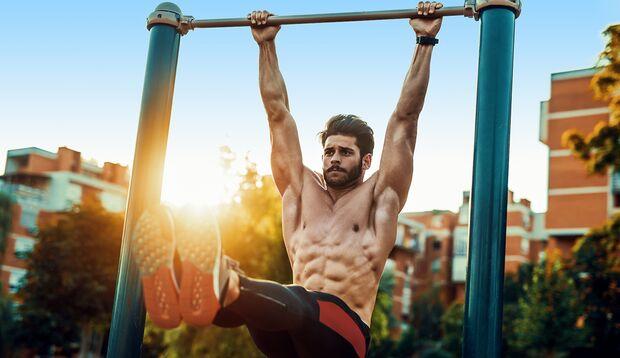 Das richtige Training bringt Sie oberhalb der Gürtellinie in Form