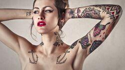 Das sagen dir die Tattoomotive von Frauen