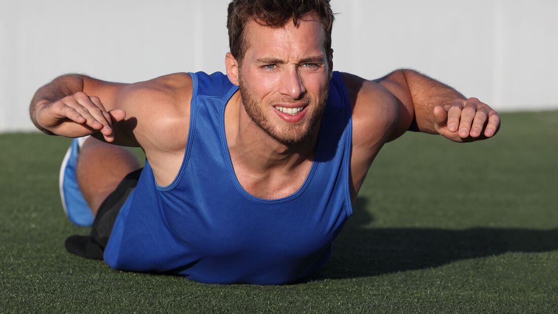 Das sind die besten Übungen gegen Rückenschmerzen