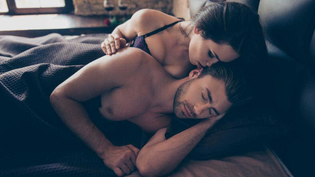 Das sind die häufigsten Sex-Träume