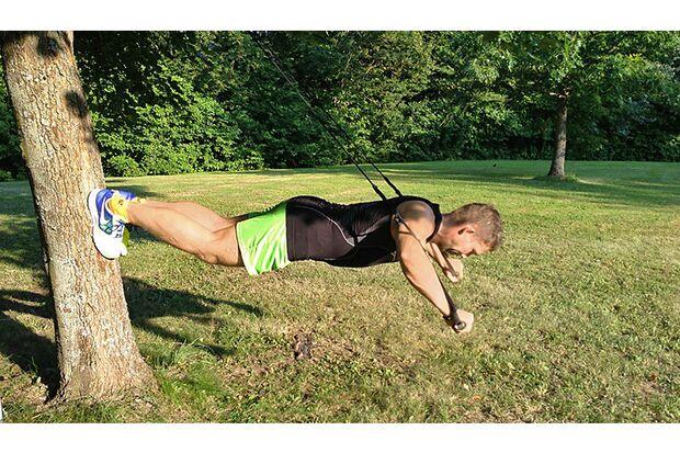 Dass Men's Health wirkt, zeigt diese Workout Übung