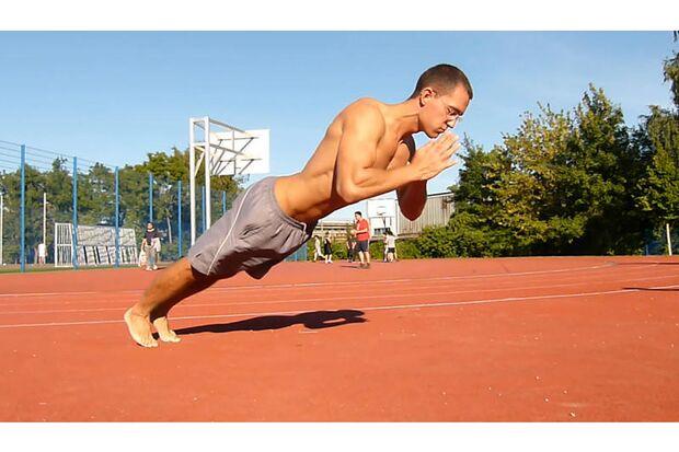 Dass Men's Health wirkt, zeigt dieses Workout